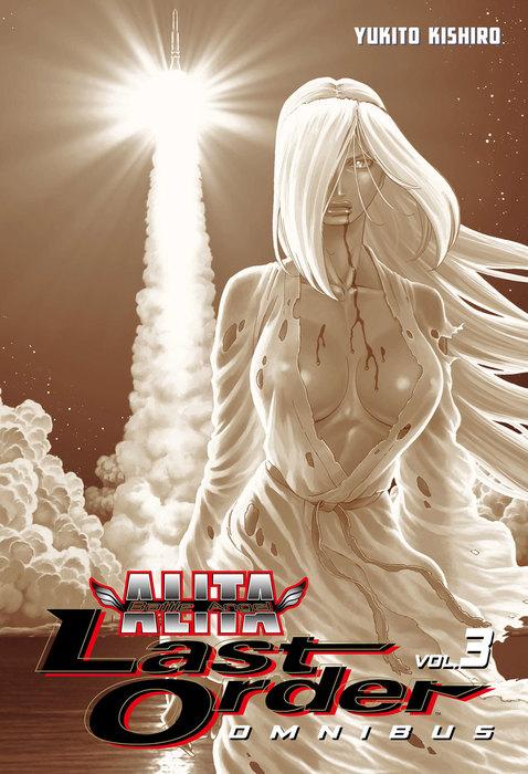 Battle Angel Alita: Last Order Omnibus Omnibus 3拡大写真