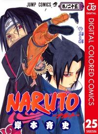 NARUTO―ナルト― カラー版 25