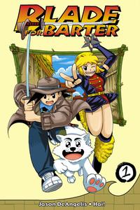 Blade for Barter Vol. 1-電子書籍