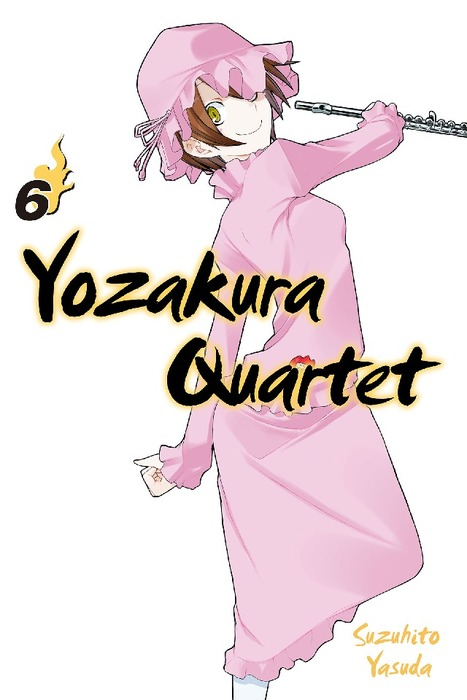 Yozakura Quartet Volume 6拡大写真