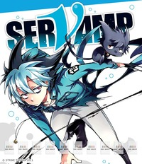 Servamp Vol. 1: Bookshelf Skin [Bonus Item]-電子書籍
