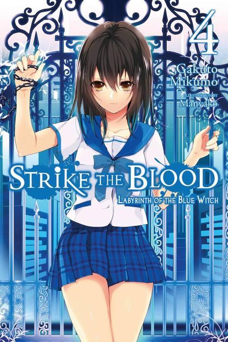 Strike the Blood, Vol. 4-電子書籍-拡大画像