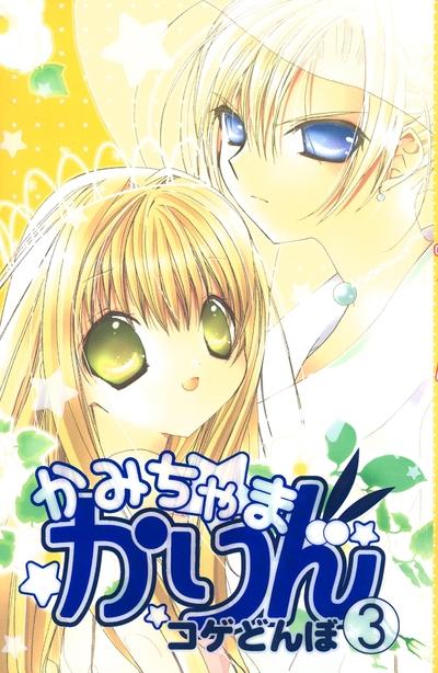 かみちゃまかりん(3)-電子書籍