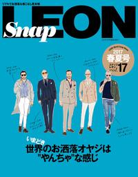 Snap LEON vol.17