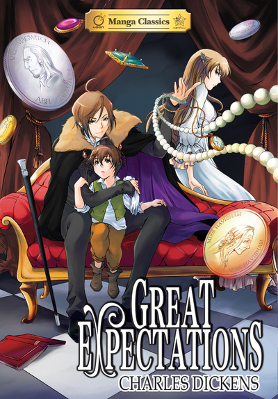 Great Expectations-電子書籍