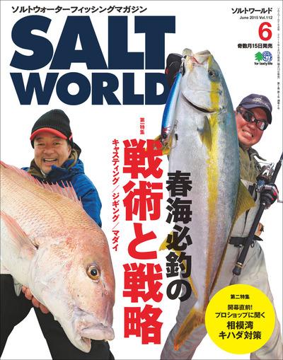SALT WORLD 2015年6月号 Vol.112-電子書籍