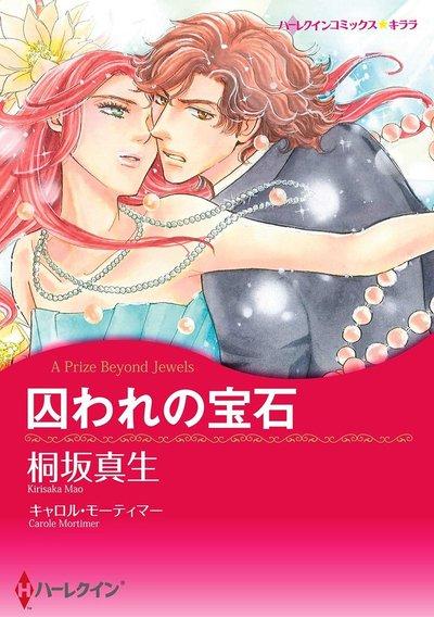 囚われの宝石-電子書籍