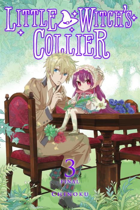 Little Witch's Collier, Vol. 3-電子書籍-拡大画像