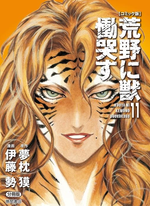 【コミック版】荒野に獣 慟哭す 分冊版11拡大写真
