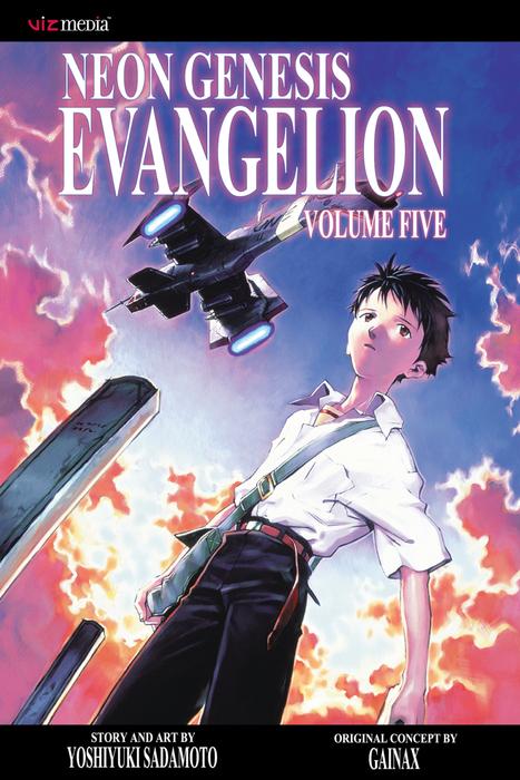 Neon Genesis Evangelion, Vol. 5-電子書籍-拡大画像