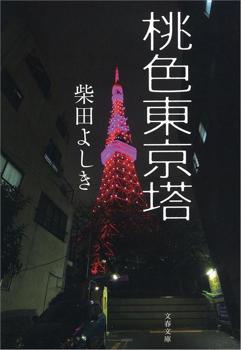 桃色東京塔拡大写真