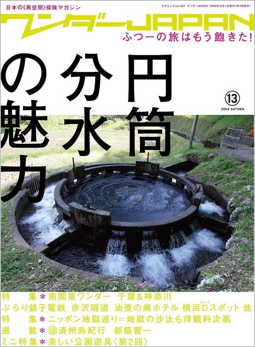 ワンダーJAPAN vol.13-電子書籍-拡大画像