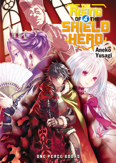 The Rising of the Shield Hero Volume 04-電子書籍
