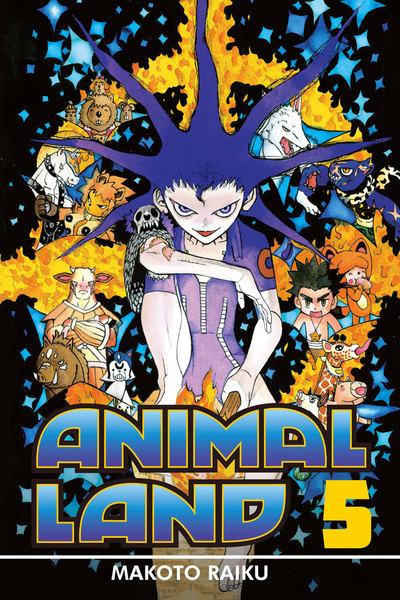 Animal Land 5-電子書籍