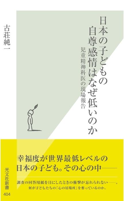 日本の子どもの自尊感情はなぜ低いのか~児童精神科医の現場報告~-電子書籍-拡大画像
