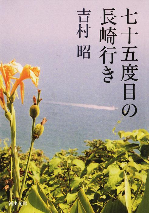 七十五度目の長崎行き拡大写真