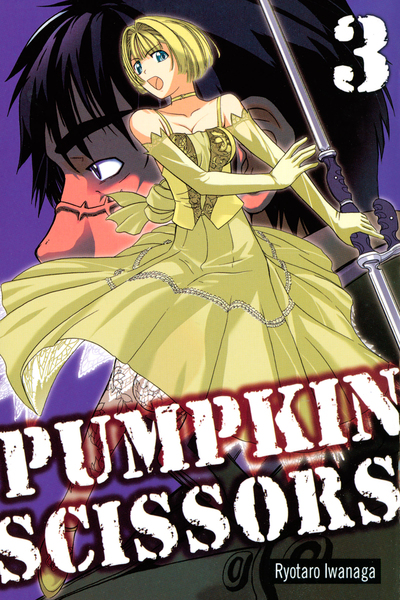 Pumpkin Scissors 3