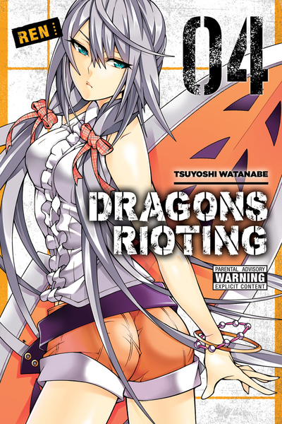 Dragons Rioting, Vol. 4-電子書籍