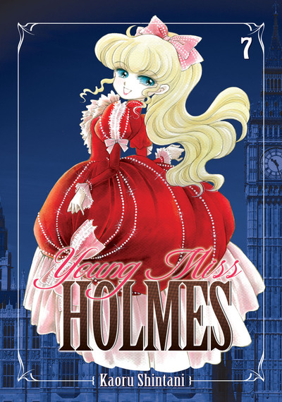 Young Miss Holmes Vol. 7-電子書籍