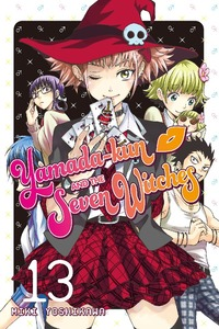 Yamada-kun and the Seven Witches Volume 13