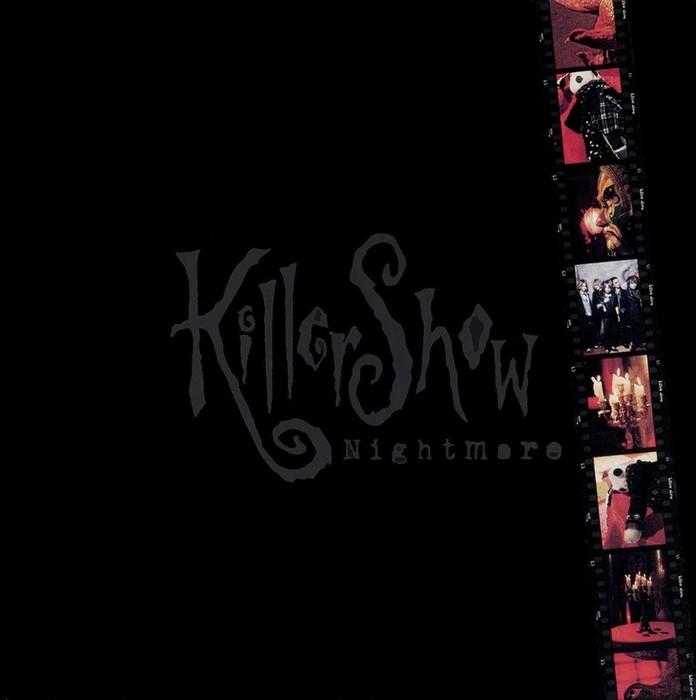 ナイトメア公式ツアーパンフレット 2008 LIVE HOUSE TOUR 2008 Killer Show拡大写真