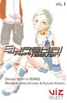 Eureka Seven, Vol. 1-電子書籍