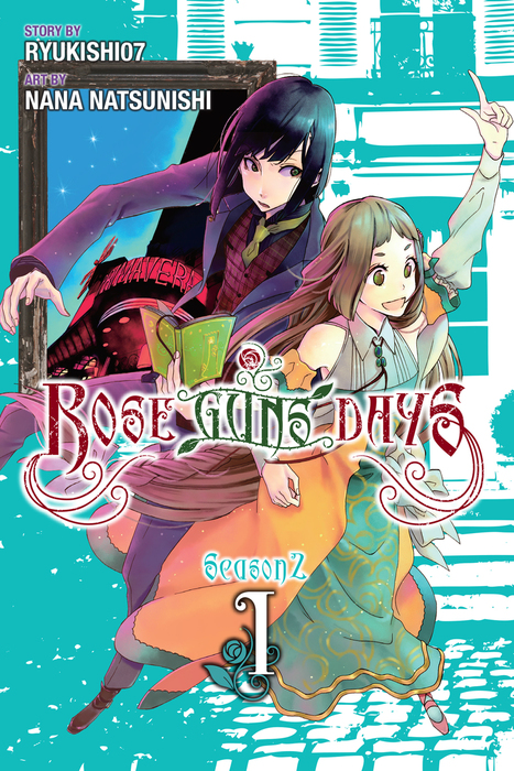 Rose Guns Days Season 2, Vol. 1拡大写真