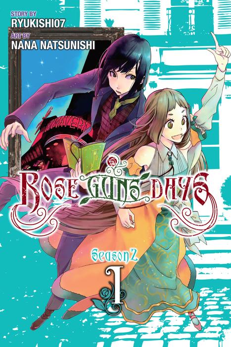 Rose Guns Days Season 2, Vol. 1-電子書籍-拡大画像