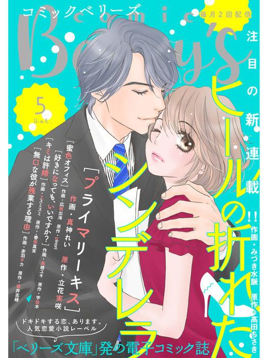 comic Berry's vol.5拡大写真