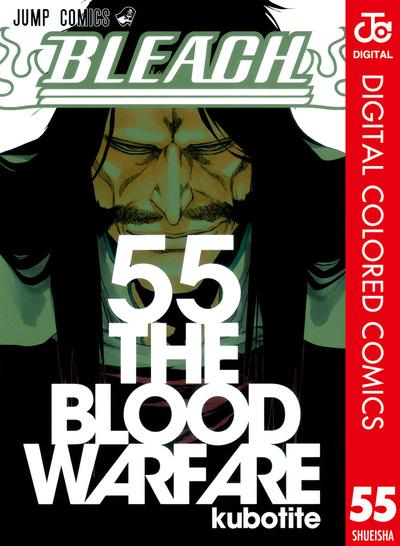 BLEACH カラー版 55-電子書籍