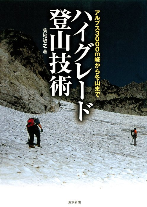 ハイグレード登山技術 : アルプス3000m峰から冬山まで拡大写真