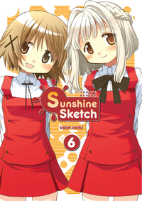 Sunshine Sketch, Vol. 6