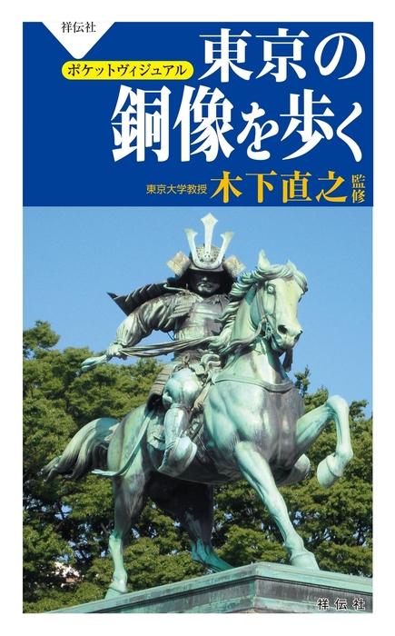 東京の銅像を歩く/ポケットヴィジュアル判拡大写真