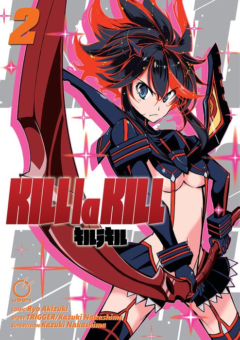 Kill la Kill Vol.2拡大写真