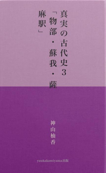 真実の古代史3 「物部・蘇我・薩麻駅」-電子書籍-拡大画像