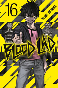 Blood Lad, Vol. 16