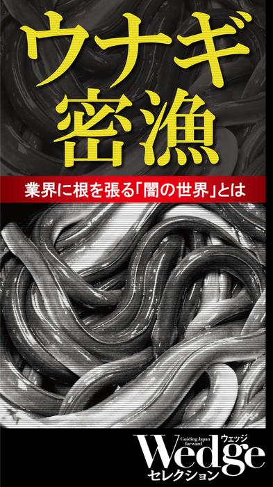 ウナギ密漁 業界に根を張る「闇の世界」とは (Wedgeセレクション No.47)拡大写真