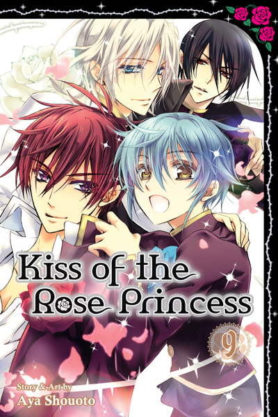 Kiss of the Rose Princess, Volume 9