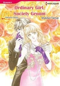 ORDINARY GIRL, SOCIETY GROOM-電子書籍
