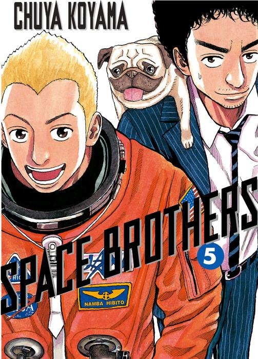 Space Brothers 5拡大写真