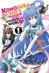 Konosuba, Vol. 1 (manga)