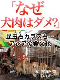 「なぜ犬肉はダメ?」 昆虫もカラスも…アジアの食文化-電子書籍