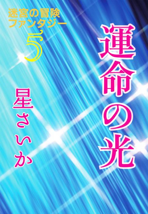 運命の光~迷宮の冒険ファンタジー5~拡大写真