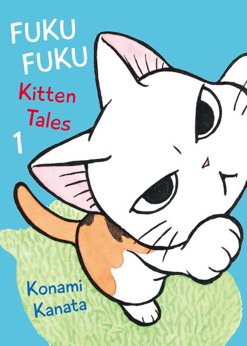 FukuFuku Kitten Tales 1-電子書籍-拡大画像