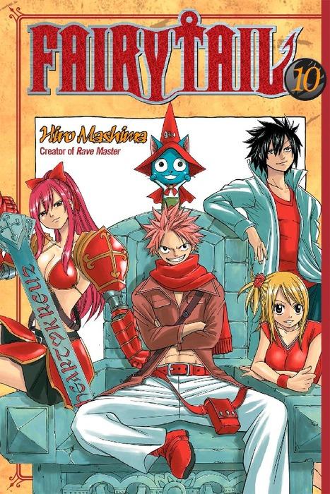 Fairy Tail 10-電子書籍-拡大画像