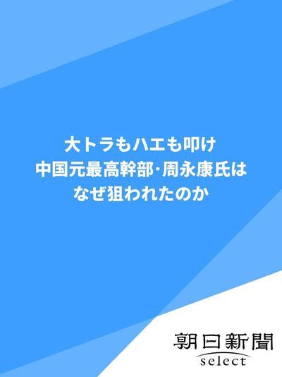 大トラもハエも叩け 中国元最高幹部・周永康氏はなぜ狙われたのか-電子書籍