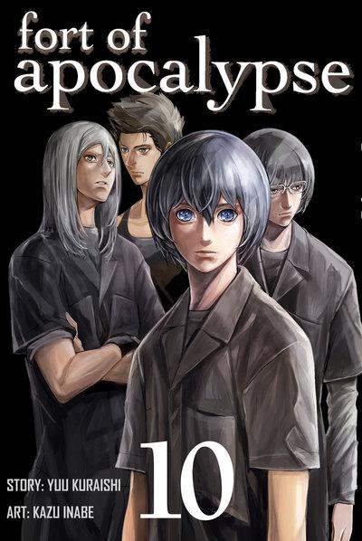 Fort of Apocalypse 10-電子書籍