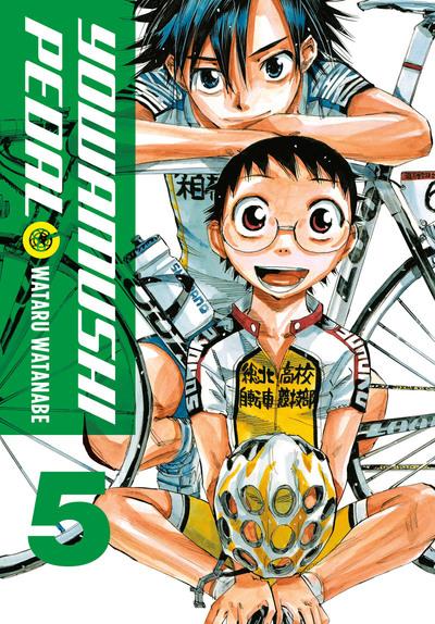 Yowamushi Pedal, Vol. 05