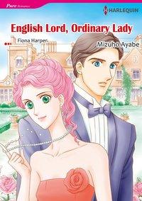ENGLISH LORD, ORDINARY LADY-電子書籍