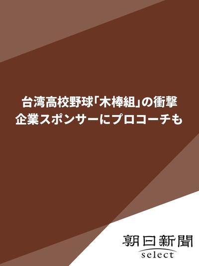 台湾高校野球「木棒組」の衝撃 企業スポンサーにプロコーチも-電子書籍
